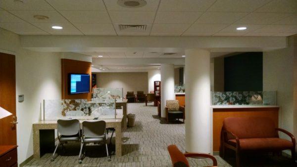 HMC Visitor Lounge