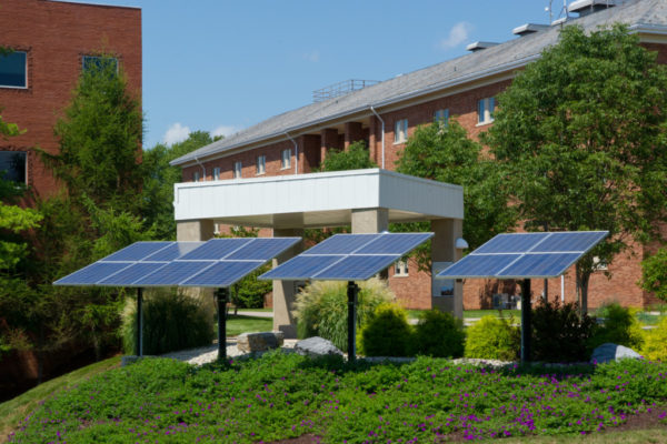 Messiah College Solar Panel