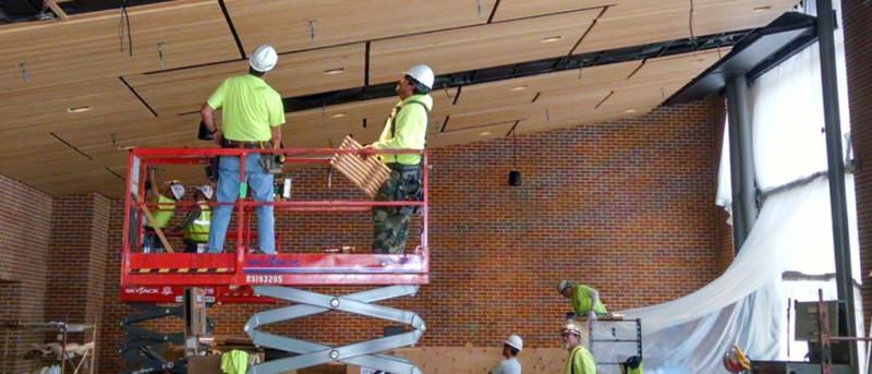 Design & Build Construction for Lancaster, PA
